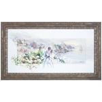 《絵画》ヴィレム ヘインレイツ 2人の岸辺