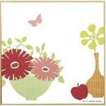 モダン キャンバスアート Y.P.デザイン スタジオ フラワーポットコレクション(ピンク,2)