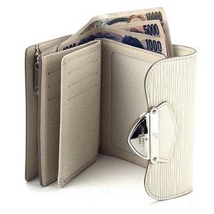 Louis Vuitton(ルイヴィトン) エピ ポルト クレ・エナメル ジョイ M6658J 財布 レディース ブラック 二つ折り