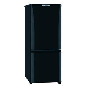 三菱(MITSUBISHI) 冷蔵庫 146L(サファイアブラック) MR-P15S(B)