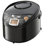 三菱(MITSUBISHI) IHジャー炊飯器 蒸気レスIH 本炭釜 小容量タイプ NJ-KW061の詳細ページへ