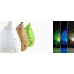 Apix(アピックス) 超音波式アロマ加湿器 SHIZUKU AHD-010-CM カフェミルク(CM)