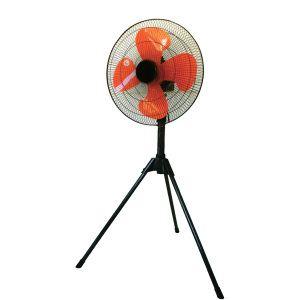 TEKNOS 45cm羽根 高耐久 工業扇風機 ブラック KG-453R