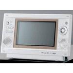 TWINBIRD(ツインバード) 7型画面ワンセグ防水ポータブルDVDプレーヤー+テレビ VD-J713CW
