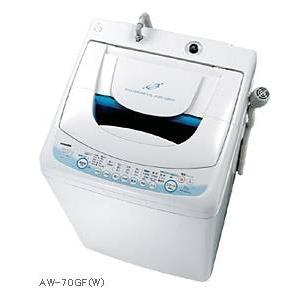 東芝 全自動洗濯機 インバーター 8kg AW-70GF