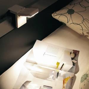 TWINBIRD(ツインバード) 安心LED光源の読書灯 LEDベッドライト ブラック