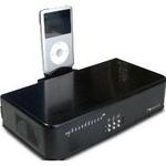 Nakamichi(ナカミチ) サブウーファー内蔵 iPod対応スピーカー mySoundSpace MkII ブラック
