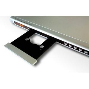 コム・アライアンス 据え置き型DVDプレイヤー YTO-101N 【極薄!MP3対応】CDも聴ける!
