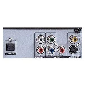 コム・アライアンス  コンパクトDVDプレイヤー YTO-105 OR オレンジ CDも再生できる