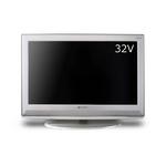 MOTION 32v型ハイビジョン液晶テレビ DT-3201S 【新エコポイント対象】 HDMI・D4端子・D-SUB15ピン搭載!豊富な入力端子で映画にゲームにパソコンに!
