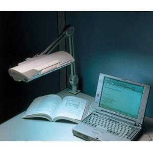 TWINBIRD(ツインバード) アーバンフォルムPC アーム型タッチインバータ蛍光灯 LK-H284PC