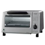 三菱電機 オーブントースター MITSUBISHI BO-R20JB 受皿を使わずに表も裏もこんがり焼ける『おいしいネット』採用の詳細ページへ