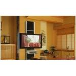 薄型テレビ壁掛スタンド ホームシアタースタンド JT-HTS180A(K) 30インチ〜50インチの液晶テレビやプラズマテレビに対応 ブラック