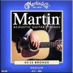 Martin(マーティン) アコースティックギター弦 M-150 3個セット 交換用