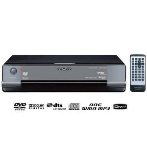 KENWOOD(ケンウッド) 車載用 MP3、DivX対応DVDプレイヤー VDP-09 【5年間延長保証OK】 【地デジを録画したDVDを再生できるCPRM対応】
