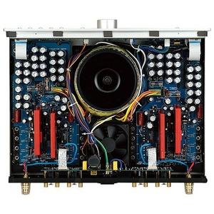 CSC 高音質設計 パワーアンプ/コントロールアンプ AMP6300 【ピュアな音楽再生へのこだわり】190W+190Wの圧倒的なパワー