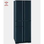 冷凍冷蔵庫 容量405L 切れちゃう冷凍 使いやすいケース収納式 三菱 MR-A41P-B レザーブラック