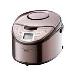 MITSUBISHI(三菱) 炊飯器 IH炊飯ジャー 「炭炊釜」(3.5合) (三菱) NJ-JS06-R1人暮らしにもぴったりサイズの詳細ページへ