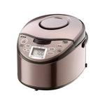 MITSUBISHI(三菱) 炊飯ジャー NJ-KS06-R IHジャー炊飯器 ロゼ 3.5合炊き内釜と炭2重構造でごはんがさらにふっくらの詳細ページへ