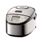 MITSUBISHI(三菱) 炊飯器 NJ-TE10-S 超音波圧力IHジャー炊飯器(5.5合炊き)「超音波吸水」、1.2気圧105℃「大沸騰圧力」の詳細ページへ