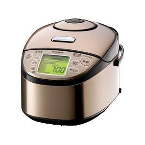 MITSUBISHI(三菱) 炊飯器 NJ-TX10(N) 【炭炊釜】5.5合炊き プレシャスゴールド IHジャー炊飯器