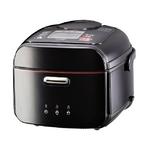 MITSUBISHI(三菱) 炊飯器 NJ-WS10A(K)漆黒本炭釜 5.5合炭炊きIHジャー 召しませ、炭炊きごはんの詳細ページへ