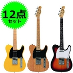 【送料無料】Photo Genic(フォトジェニック) エレキギター初心者23点セット アンプ付き入門に最適! 【テレキャスタータイプ】 TCL220 SB (本)