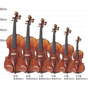 Hallstatt(ハルシュタット) 初心者でも安心なバイオリンセット ヴァイオリン初心者入門6点セット V28STEADY(ステディ) 39907