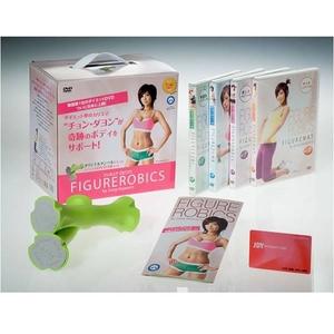 チョン・ダヨン FIGURE ROBICS フィギュアロビクス DVD4枚セット