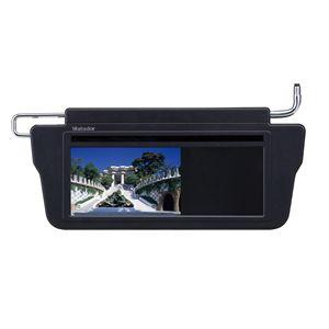 KAIHOU(海宝) 車検対応7インチサンバイザーモニターセット S702 ベージュ