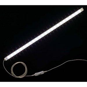 ハイパワー LEDバーライト(シルバー)