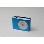 【小型カメラ】ビデオカメラ&カメラ&mp3プレーヤー(1280x960画素)(ブルー) Windows7対応