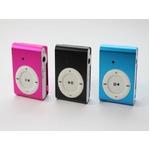 【小型カメラ】iPod shuffle型 デジタルビデオカメラ&カメラ&mp3プレーヤー(1280x960画素)(ピンク) Windows7対応