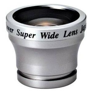 カメラ付き携帯電話用 コンバーションレンズ 超広角レンズ0.38倍 K-038