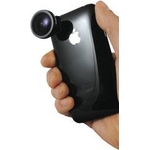Pixeet  iPhone 3G/3GS対応フィッシュアイレンズ 360°パノラマソリューション
