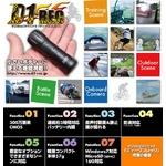 D1-REC(ディーワンレック)デジタルビデオカメラ AN-D1