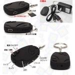 【小型カメラ】キーリモコン型ビデオカメラ 2010新モデル【HD画質800万画素】カーキーレス型カメラ32GB対応
