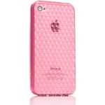 Ai-Style Series iPhone4 TPUケース 【Ai4-S-Dia-Pink】 Type S-Dia  Pink(ピンク)