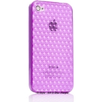 Ai-Style Series iPhone4 TPUケース 【Ai4-S-Dia-Purple】 Type S-Dia Purple(パープル)