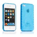 Ai-Style Series iPhone4 TPUケース 【Ai4-S-Dia-Blue】 Type S-Dia Blue(ブルー)