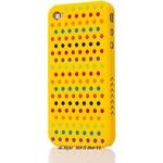 Ai-Style Series iPhone4 ケース 【Ai4-S-Dot-YL】(イエロー)替玉7色各16個付