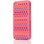 Ai-Style Series iPhone4 ケース 【Ai4-S-Dot-PK】(ピンク)替玉7色各16個付