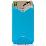 Ai-Style Series iPhone4 ケース IDカード対応 Ai4-ID-BL(ブルー)