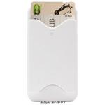 Ai-Style Series iPhone4 ケース IDカード対応 Ai4-ID-WY(ホワイト)