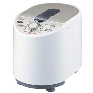TWINBIRD(ツインバード) コンパクト精米器 精米御膳 MR-E700W ホワイト