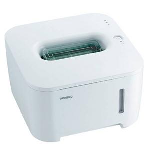 TWINBIRD(ツインバード) 湿度センサー付ハイブリッド加湿器