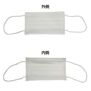 3層不織布マスク 200枚セット(50枚入り×4)(幼児・子供用)