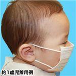 簡易包装にて緊急配送 【幼児・子供用マスク】新型インフルエンザ対策3層不織布マスク 250枚セット(50枚入り×5) ※簡易PP袋パッケージ