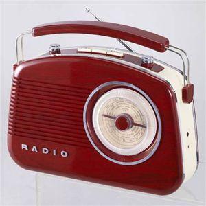 RAPHAIE(ラファイエ) クラシックホームラジオ R-600 ウッド