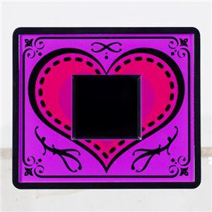 RAPHAIE(ラファイエ) デジタルミニフォトフレーム ピンクハート